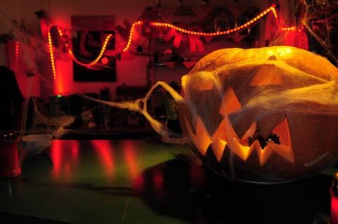 Halloween Foto: Benjamin Hilbig